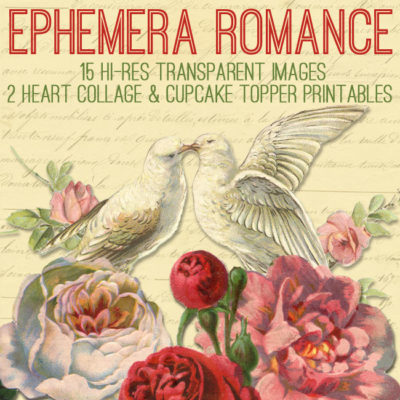 Ephemera Romance Bundle