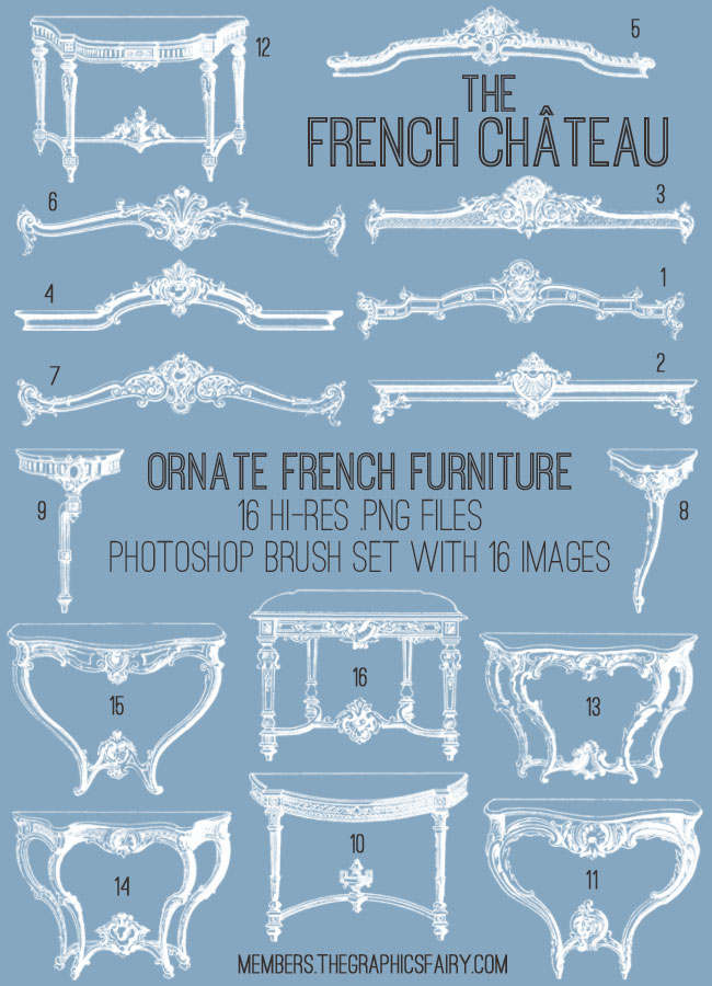 French_furniture_images_graphicsfairy