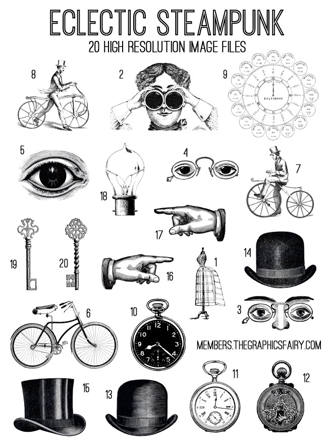 steampunk_image_list_graphicsfairy