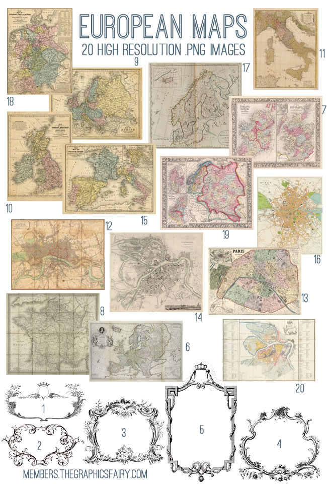 euro_maps_image_list_graphicsfairy
