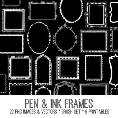 pen_ink_frames_650x650