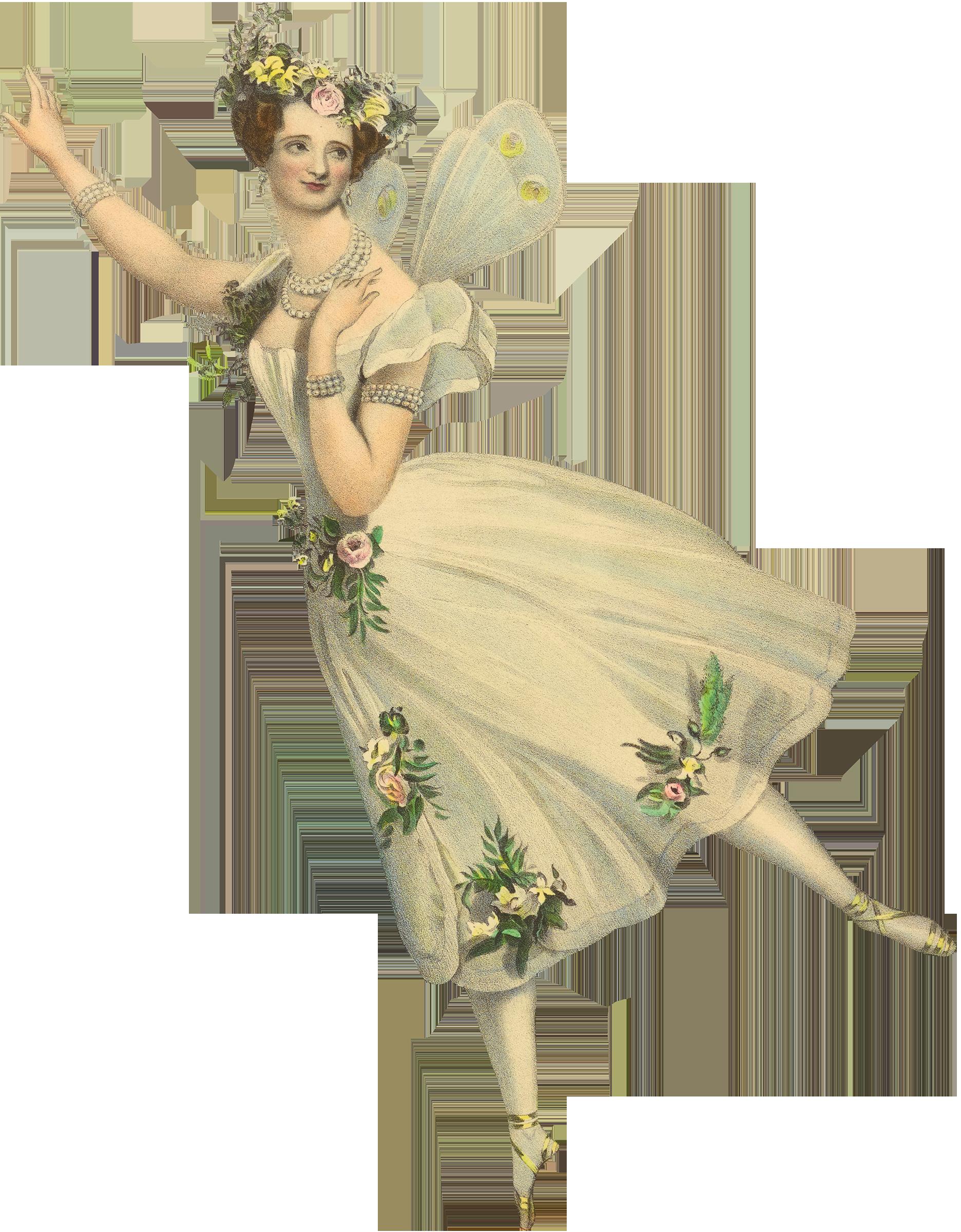 Ballerina Fairies