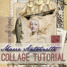 Marie Antoinette- Jill Marcott McCall for Graphics Fairy Premium Membership