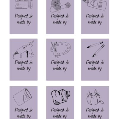 thumbnail of Printable_tags_collage_sheet_purple_graphicsfairy