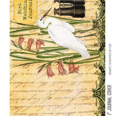 thumbnail of journal_cover_egret_graphicsfairy
