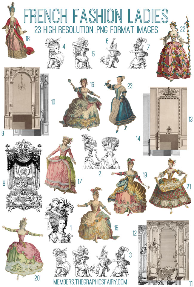 French_fashion_image_list_graphicsfairy