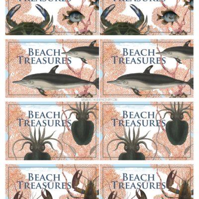 thumbnail of beach_jar_tags_graphicsfairy