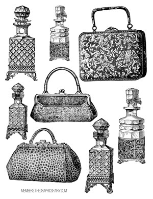 collage_sheet_perfume_purse_graphicsfairy