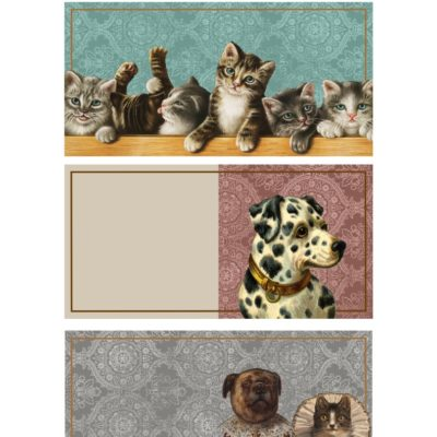 thumbnail of dogs_cats_3x3_cards_graphicsfairy