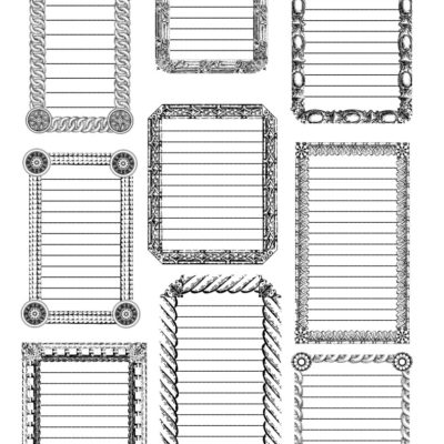 thumbnail of ornamental_labels_lined_graphicsfairy