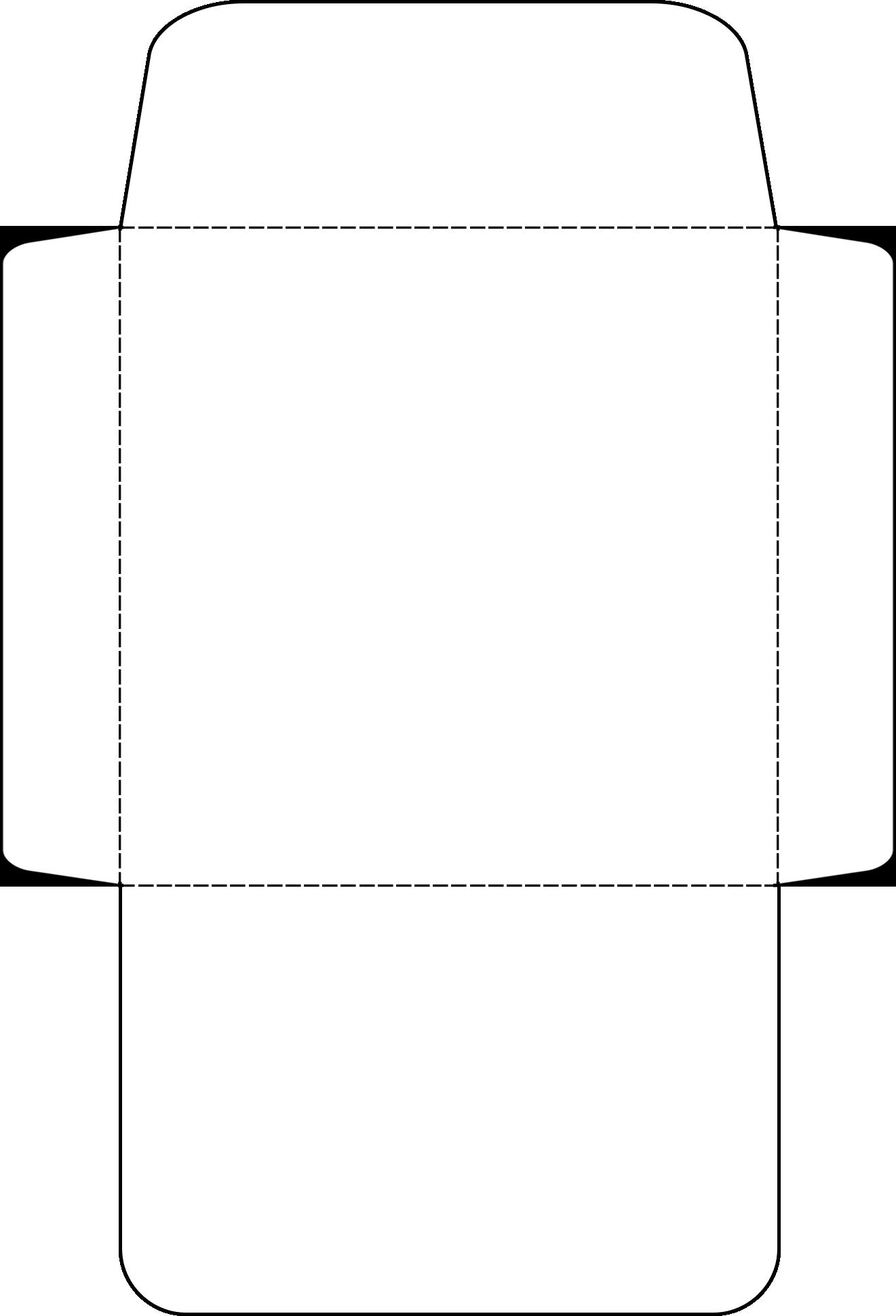 envelope  u0026 pocket templates