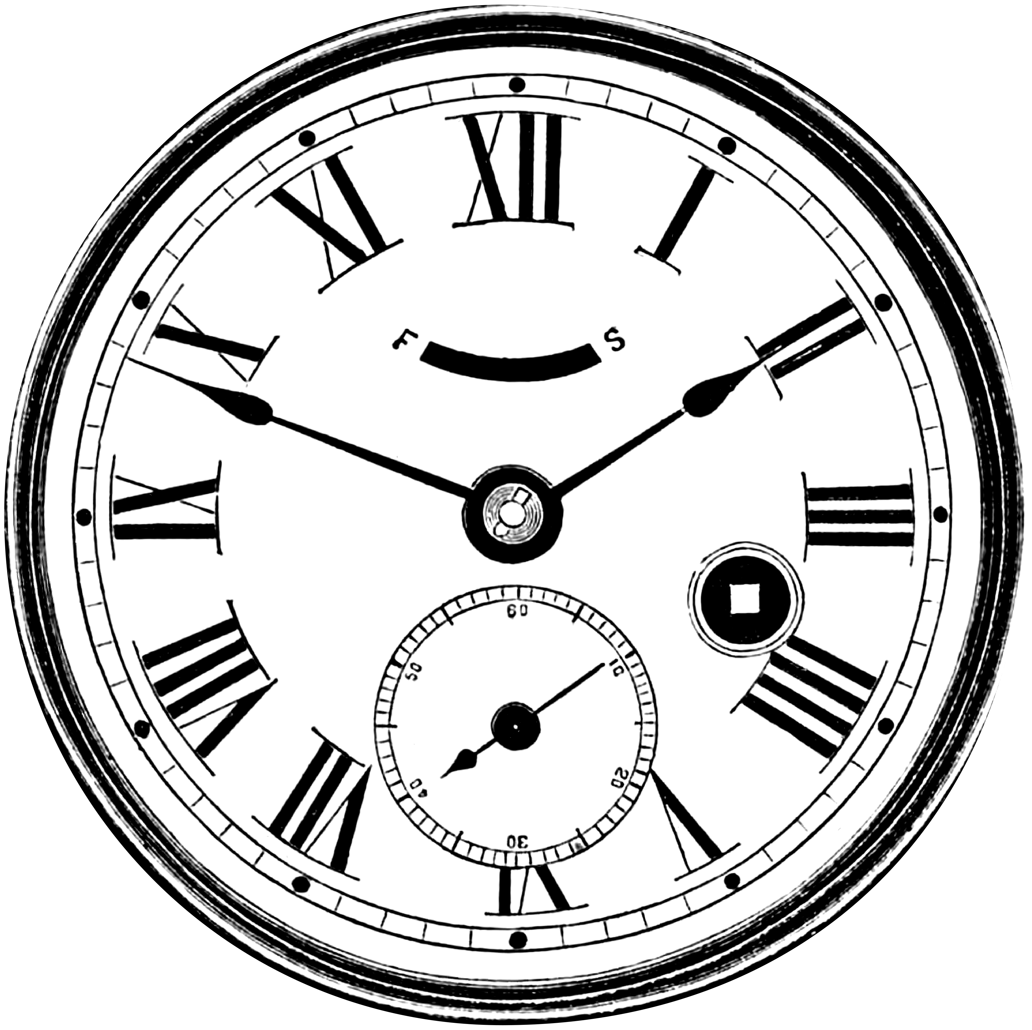 It is a photo of Gratifying Clock Face Images